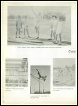 1963 Lefors School Yearbook Page 74 & 75