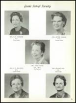 1963 Lefors School Yearbook Page 78 & 79