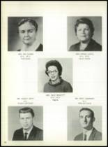 1963 Lefors School Yearbook Page 80 & 81