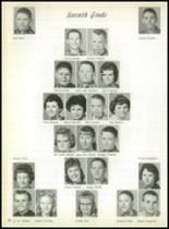 1963 Lefors School Yearbook Page 82 & 83