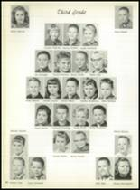 1963 Lefors School Yearbook Page 86 & 87