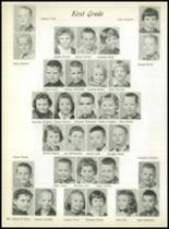 1963 Lefors School Yearbook Page 88 & 89