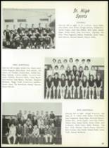 1963 Lefors School Yearbook Page 90 & 91
