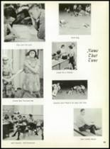1963 Lefors School Yearbook Page 92 & 93