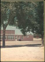 1963 Lefors School Yearbook Page 108 & 109
