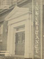 1955 Yearbook St. John's at Prospect Hall High School