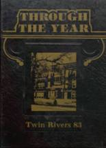 1983 Yearbook Twin Rivers High School