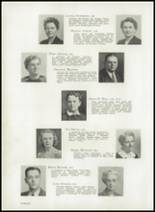 1948 Cambridge High School Yearbook Page 16 & 17