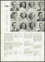 1948 Cambridge High School Yearbook Page 22 & 23