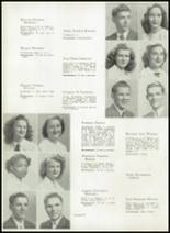 1948 Cambridge High School Yearbook Page 24 & 25