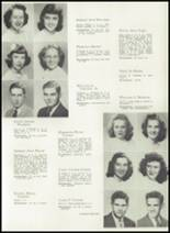 1948 Cambridge High School Yearbook Page 30 & 31