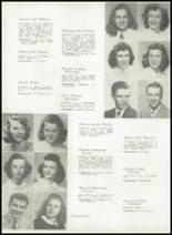 1948 Cambridge High School Yearbook Page 32 & 33