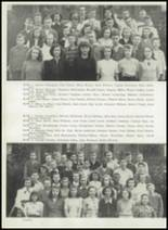 1948 Cambridge High School Yearbook Page 94 & 95