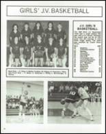 1983 Walled Lake Central High School Yearbook Page 34 & 35