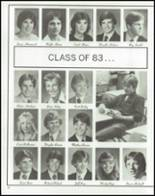 1983 Walled Lake Central High School Yearbook Page 46 & 47