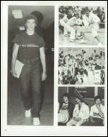 1983 Walled Lake Central High School Yearbook Page 74 & 75
