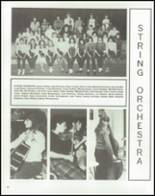 1983 Walled Lake Central High School Yearbook Page 84 & 85