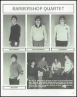1983 Walled Lake Central High School Yearbook Page 92 & 93