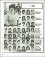 1983 Walled Lake Central High School Yearbook Page 100 & 101