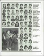 1983 Walled Lake Central High School Yearbook Page 104 & 105
