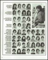 1983 Walled Lake Central High School Yearbook Page 106 & 107