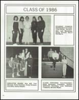 1983 Walled Lake Central High School Yearbook Page 110 & 111