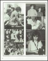 1983 Walled Lake Central High School Yearbook Page 112 & 113