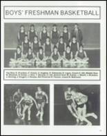1983 Walled Lake Central High School Yearbook Page 120 & 121