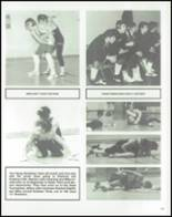 1983 Walled Lake Central High School Yearbook Page 124 & 125