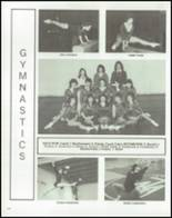 1983 Walled Lake Central High School Yearbook Page 128 & 129
