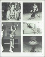 1983 Walled Lake Central High School Yearbook Page 130 & 131