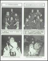 1983 Walled Lake Central High School Yearbook Page 132 & 133