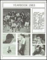 1983 Walled Lake Central High School Yearbook Page 160 & 161