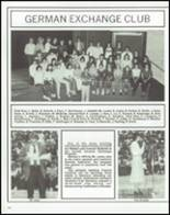 1983 Walled Lake Central High School Yearbook Page 168 & 169