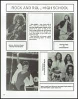 1983 Walled Lake Central High School Yearbook Page 170 & 171