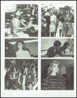 1983 Walled Lake Central High School Yearbook Page 186 & 187