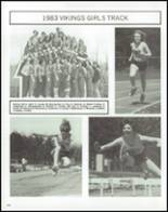1983 Walled Lake Central High School Yearbook Page 200 & 201