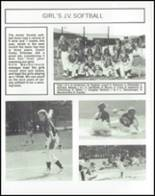 1983 Walled Lake Central High School Yearbook Page 206 & 207