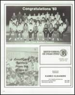 1983 Walled Lake Central High School Yearbook Page 216 & 217