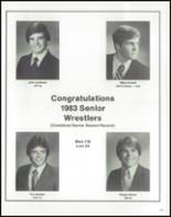 1983 Walled Lake Central High School Yearbook Page 222 & 223