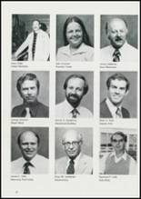 1981 Franklin County Area Vocational School Yearbook Page 12 & 13