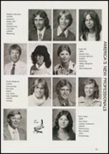 1981 Franklin County Area Vocational School Yearbook Page 28 & 29