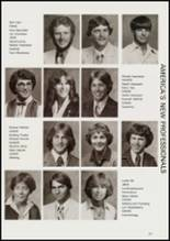 1981 Franklin County Area Vocational School Yearbook Page 30 & 31