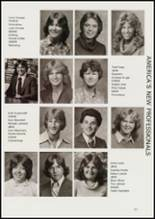 1981 Franklin County Area Vocational School Yearbook Page 34 & 35