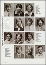 1981 Franklin County Area Vocational School Yearbook Page 38 & 39