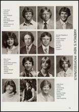 1981 Franklin County Area Vocational School Yearbook Page 42 & 43