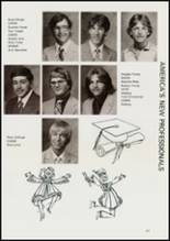 1981 Franklin County Area Vocational School Yearbook Page 50 & 51