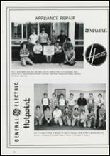 1981 Franklin County Area Vocational School Yearbook Page 58 & 59