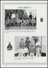 1981 Franklin County Area Vocational School Yearbook Page 60 & 61