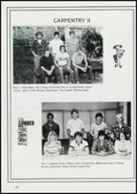 1981 Franklin County Area Vocational School Yearbook Page 66 & 67